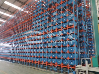 燃气设备行业-自动化立体仓库