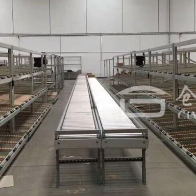 流利式货架厂
