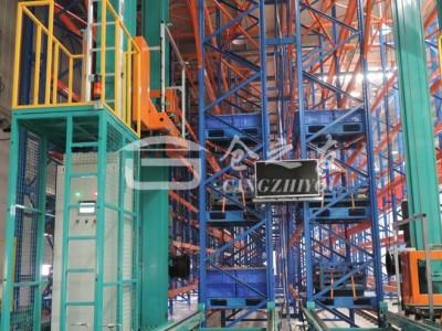 铁路运输行业-自动化立体仓库