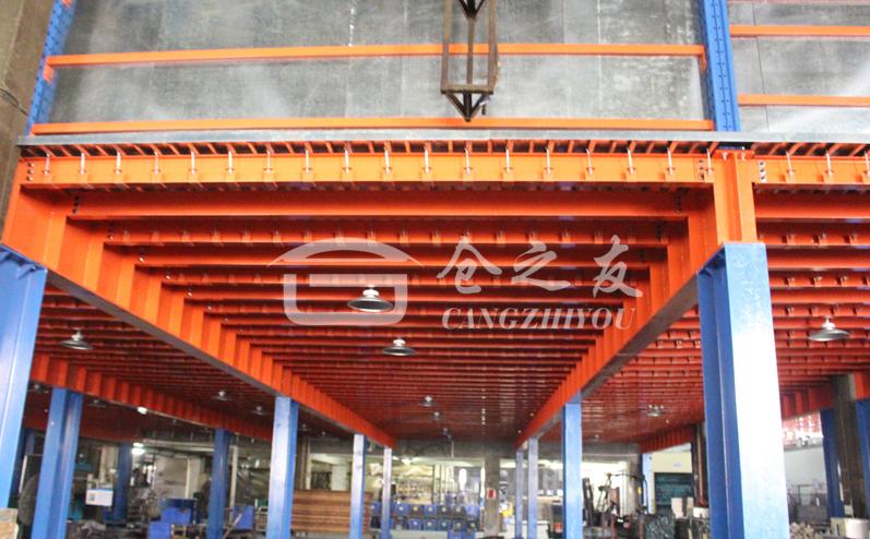 钢结构平台图集