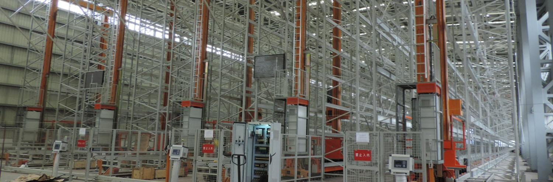穿梭式自动化立体仓库|堆垛机自动化立体仓库——仓之友厂家