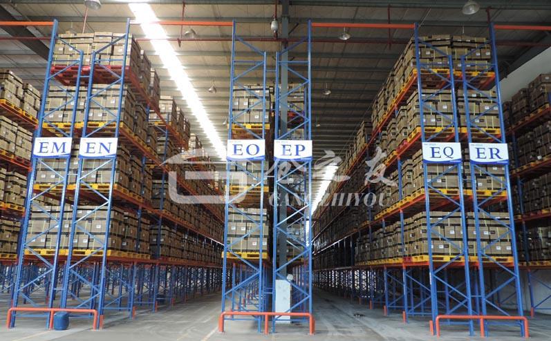 物流园区行业-重型托盘式货架
