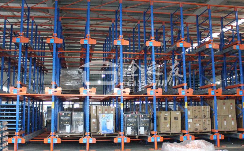 中山货架货位式货架充分利用调整空间高度