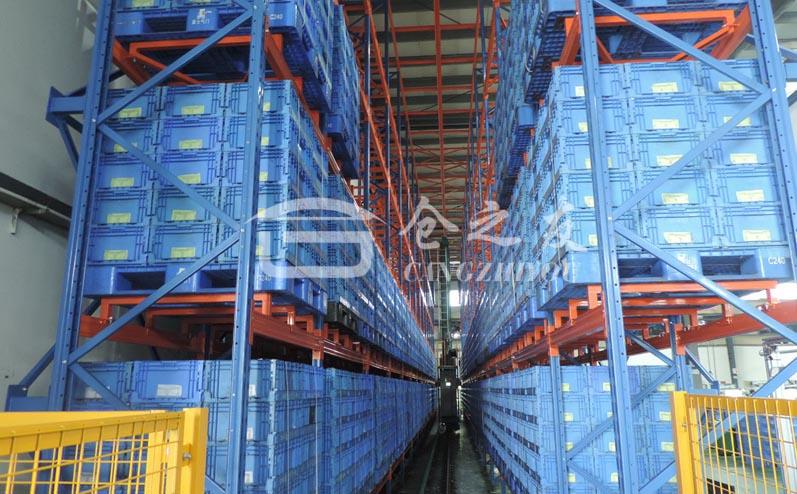 汽车零部件行业-自动化立体仓库
