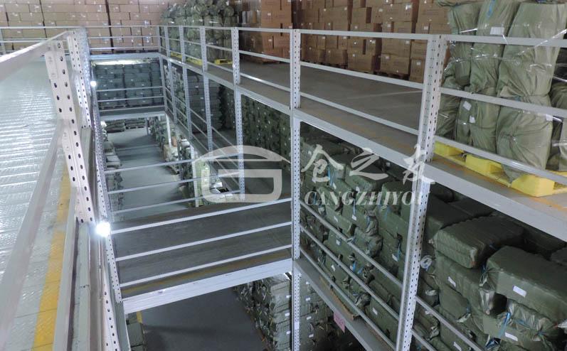 五金电器行业-三层阁楼平台