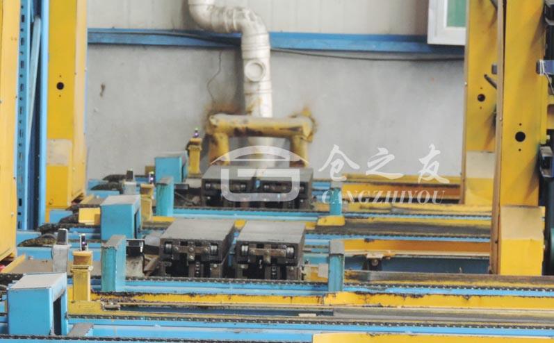 螺丝-五金行业自动化立体仓库